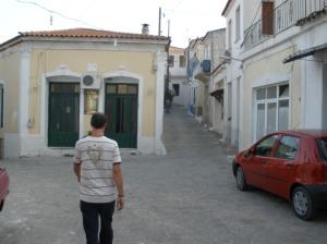 Rua da igreja